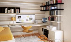 Thi công nội thất căn hộ nhà anh Hùng P1602 - Eurowindow MultiComplex