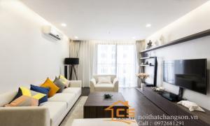 Thi công nội thất công trình nhà ở - T3 Timescity - Hà Nội