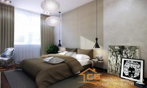 Tổng hợp mẫu giường ngủ đẹp cho mọi nhà - giuong ngu dep