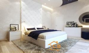 6 mẫu giường ngủ sang trọng tạo sự lôi cuốn kỳ diệu