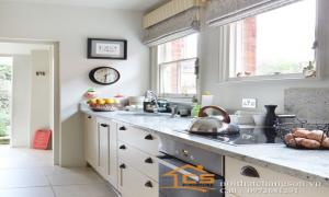 3 giải pháp thiết kế nội thất phòng bếp nhỏ đẹp cho phòng bếp nhỏ