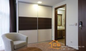 Giá tủ quần áo gỗ công nghiệp tại nội thất chàng sơn
