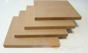 Gỗ mdf là gỗ gì? Ưu nhược điểm của gỗ mdf.