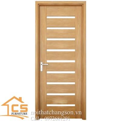 Hình ảnh cửa gỗ công nghiệp đẹp CGĐ4 - nội thất chàng sơn