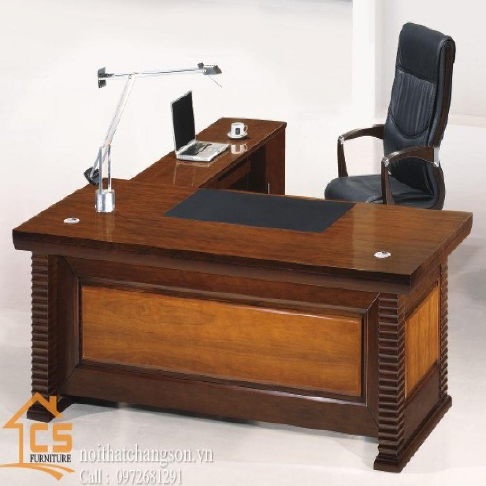 bàn giám đốc đẹp BGĐĐ-11