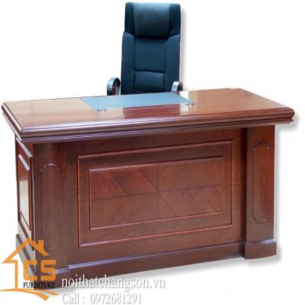 bàn giám đốc đẹp BGĐĐ-8