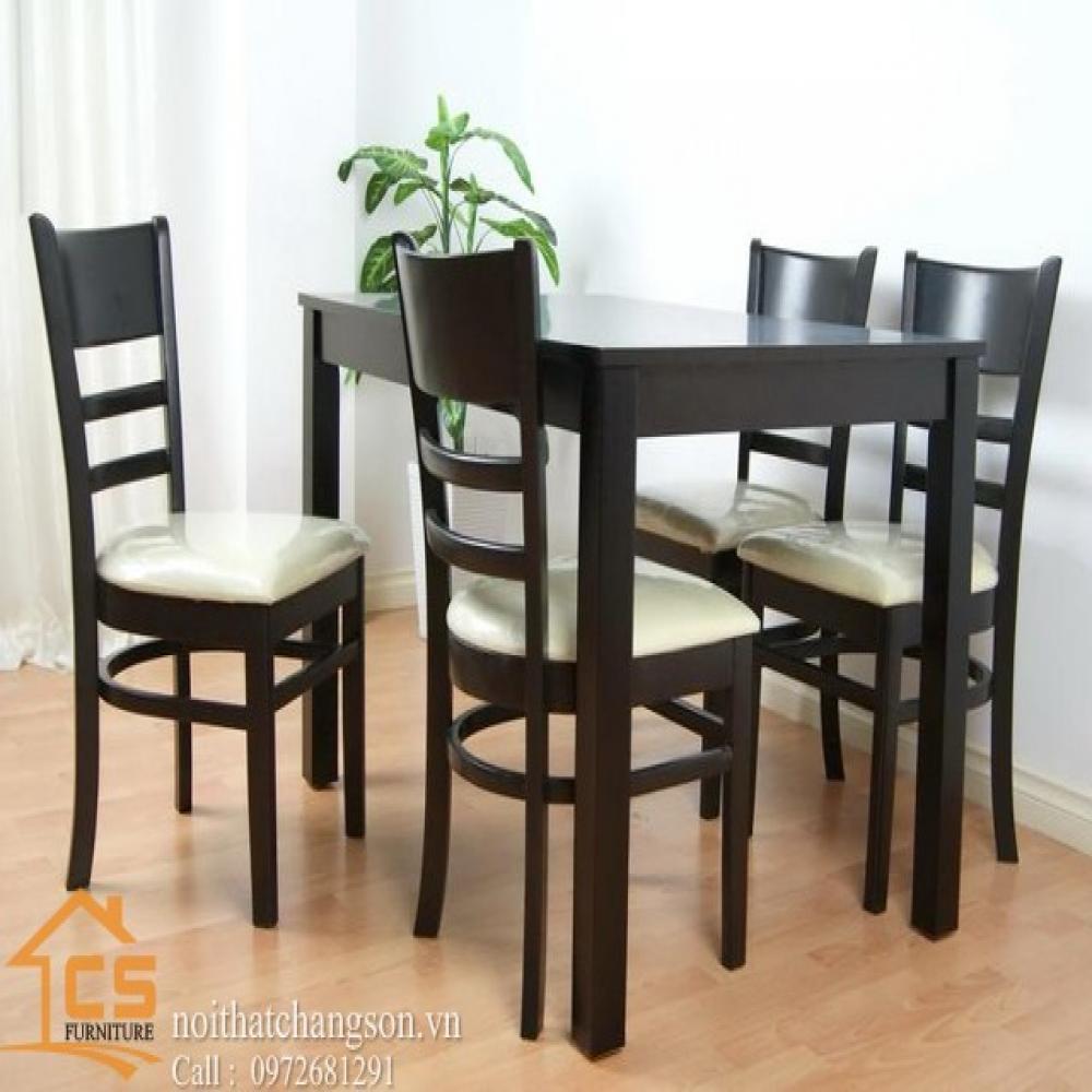 bàn ghế ăn đẹp BGAĐ-18