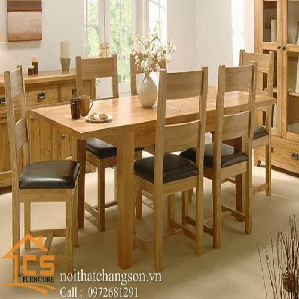 bàn ghế ăn đẹp BGAĐ-19