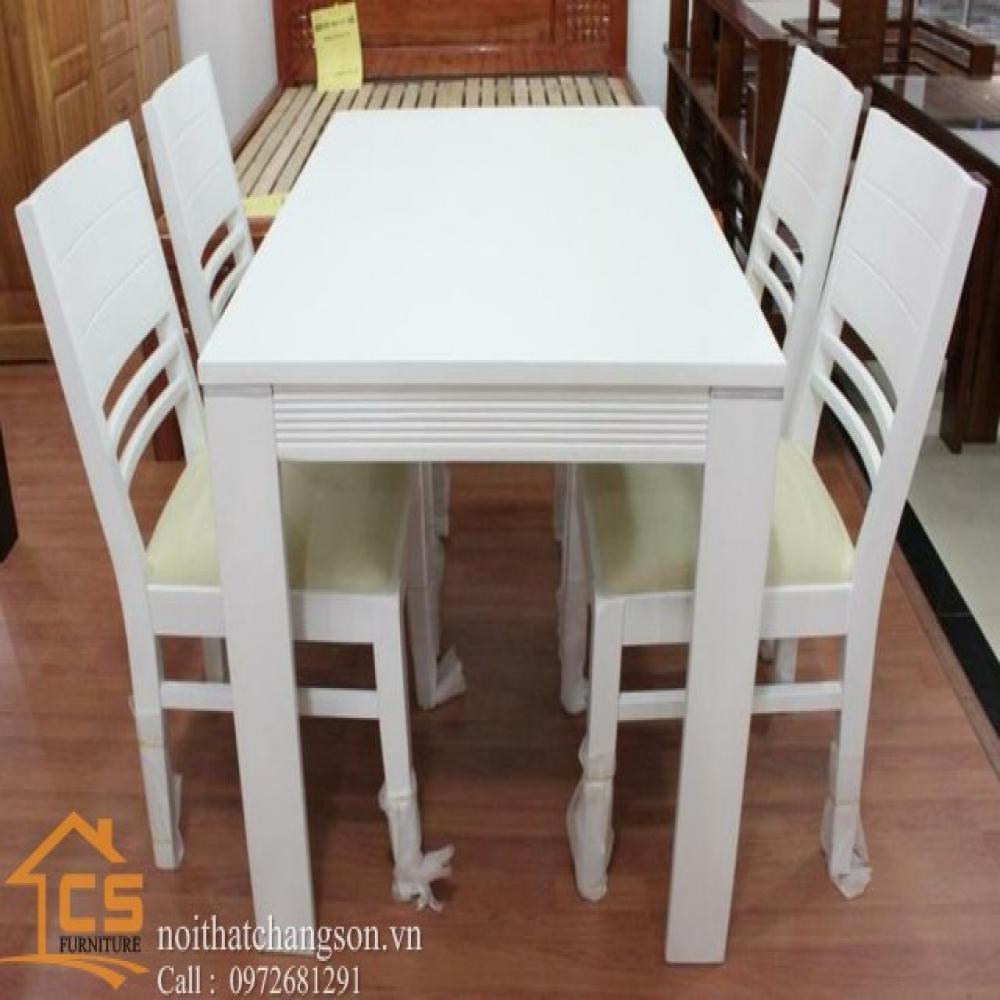 bàn ghế ăn đẹp BGAĐ-30