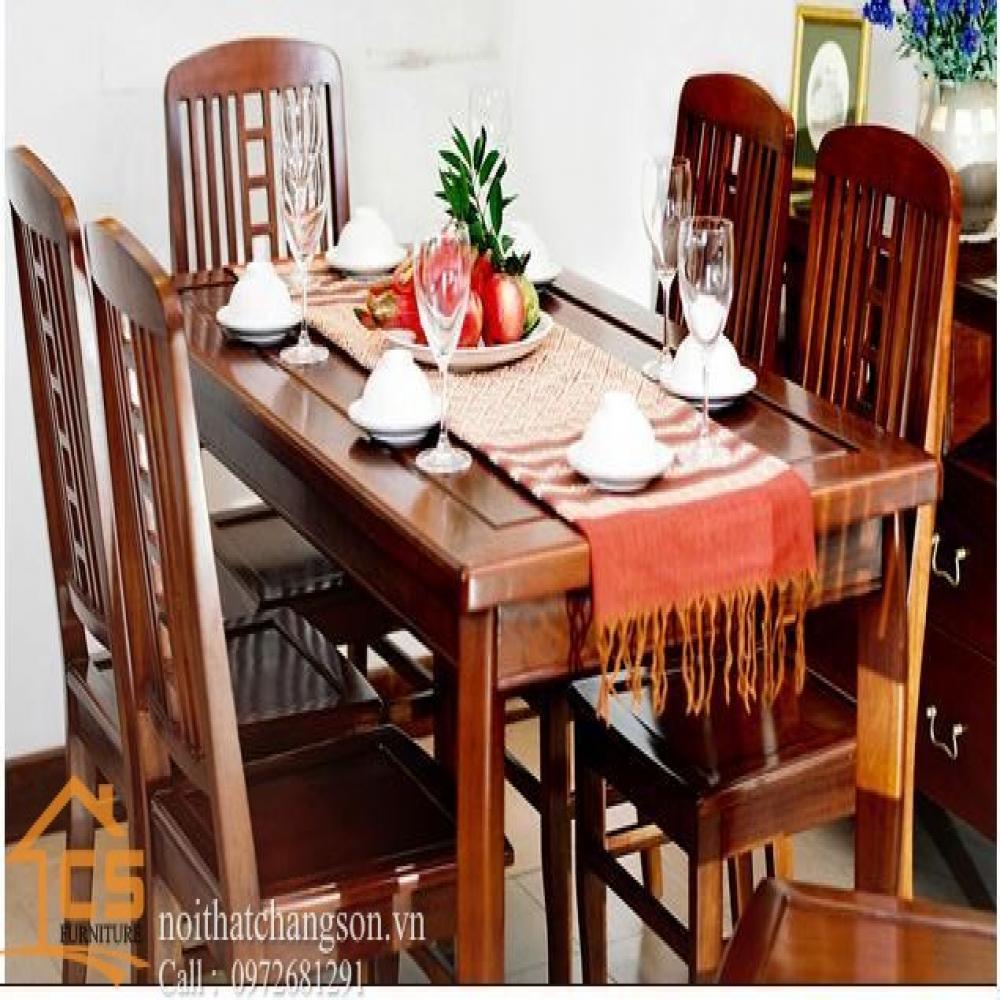 bàn ghế ăn đẹp BGAĐ-31