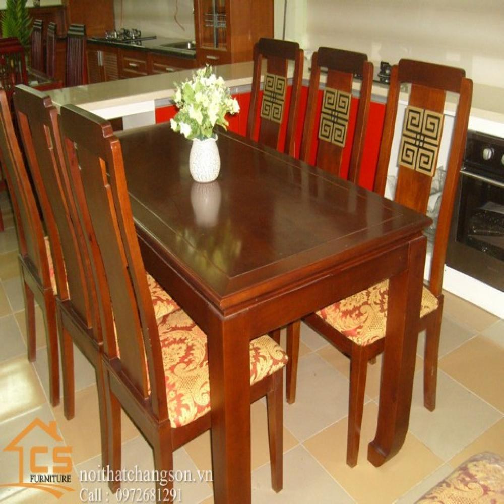 bàn ghế ăn đẹp BGAĐ-4