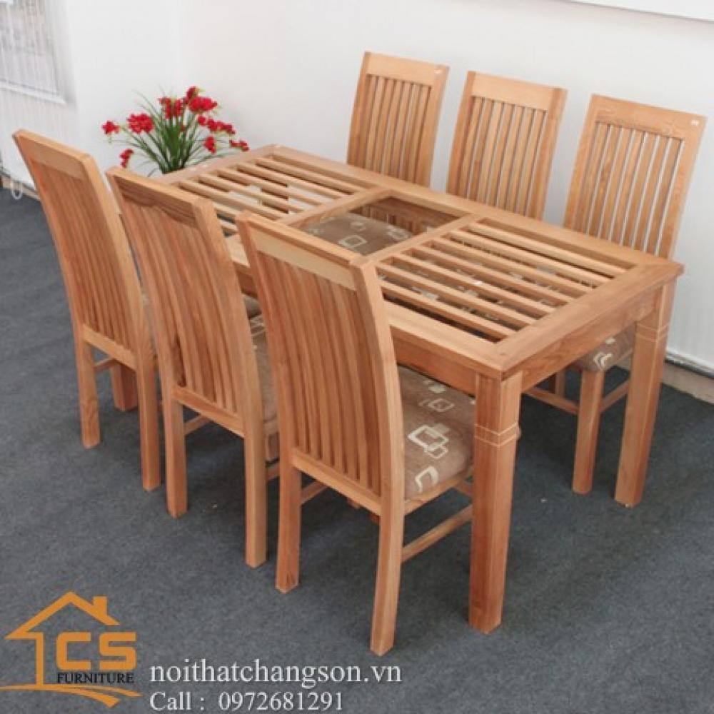 bàn ghế ăn đẹp BGAĐ-5