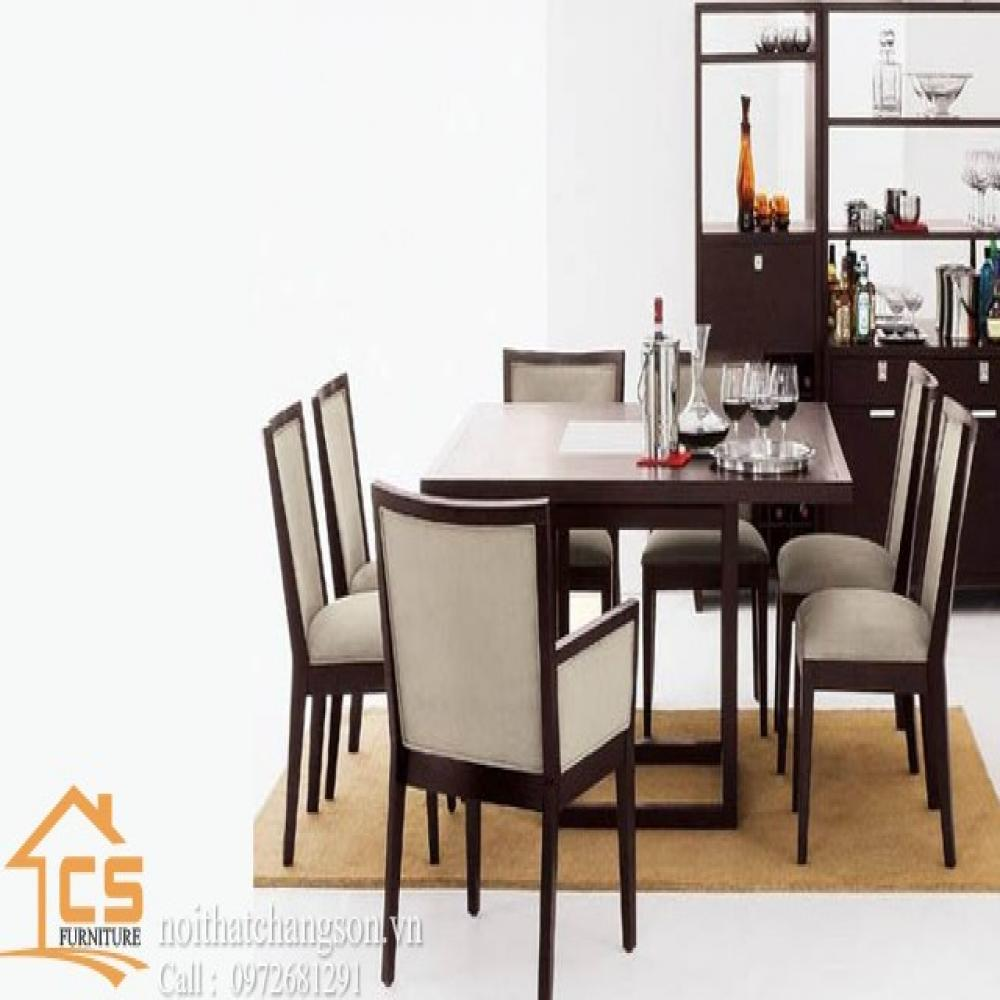 bàn ghế ăn đẹp BGAĐ-9