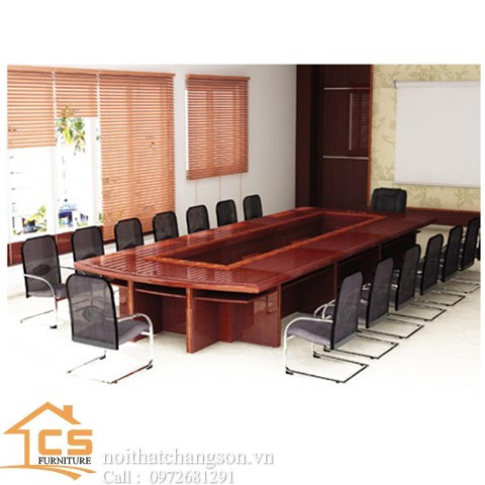 bàn họp văn phòng đẹp BHĐ-1