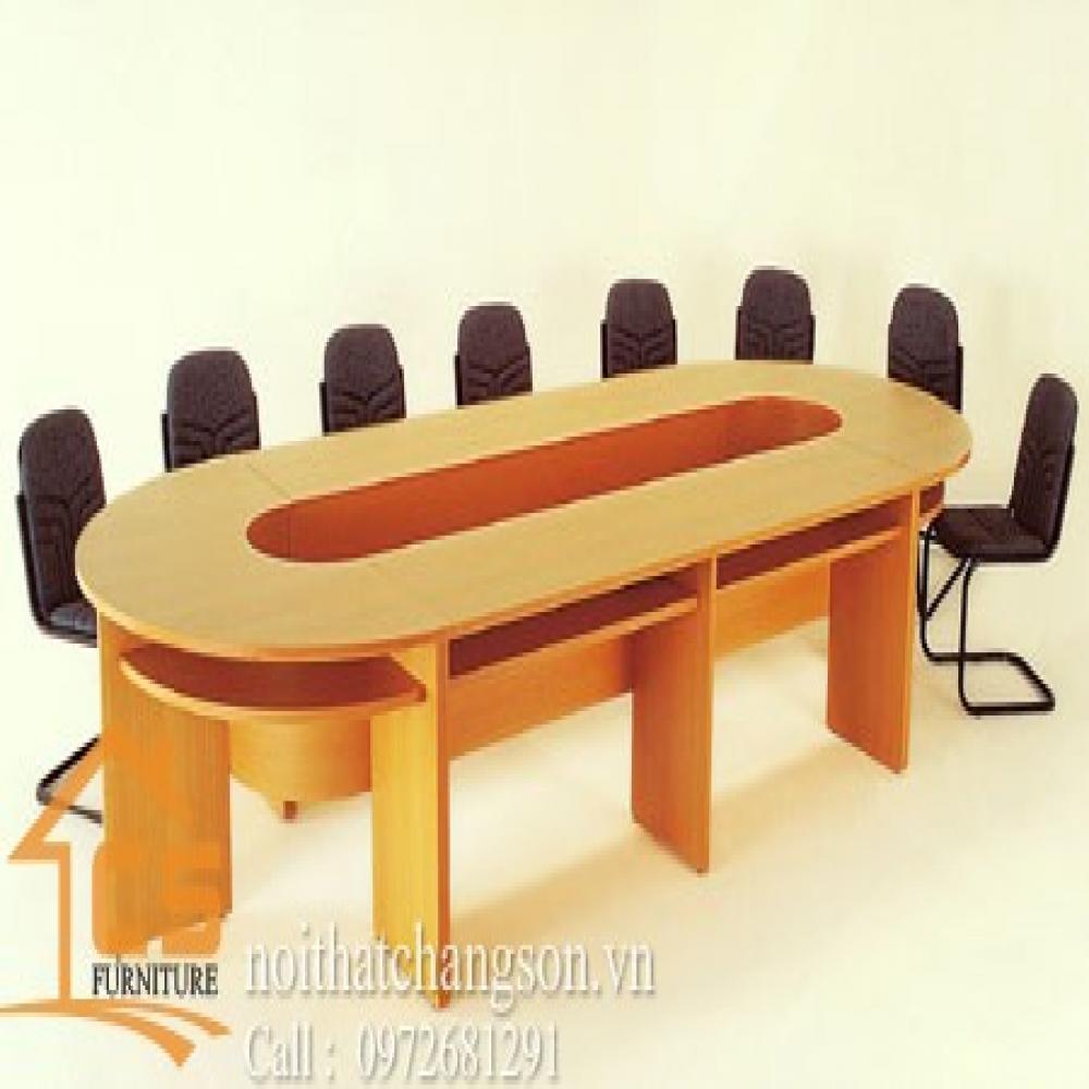 bàn họp văn phòng đẹp BHĐ-11