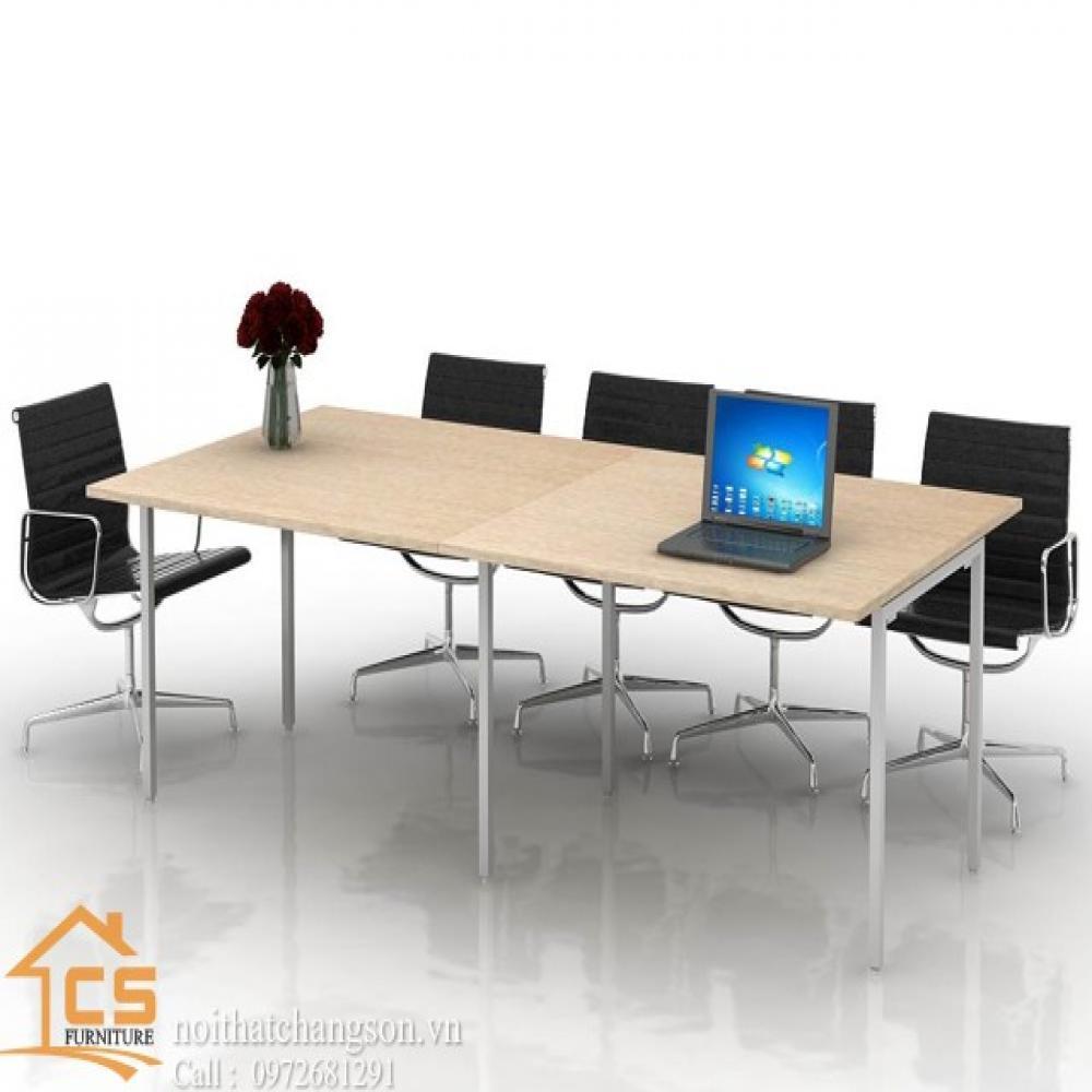 bàn họp văn phòng đẹp BHĐ-13