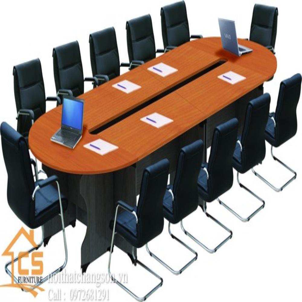 bàn họp văn phòng đẹp BHĐ-2