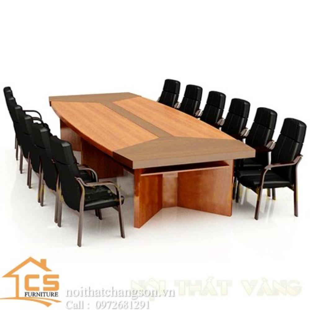 bàn họp văn phòng đẹp BHĐ-8