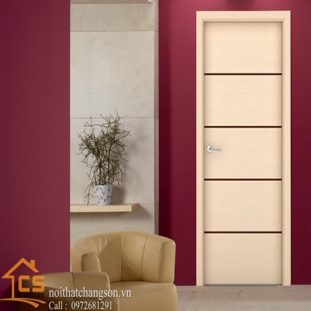 cửa gỗ đẹp CGĐ-7