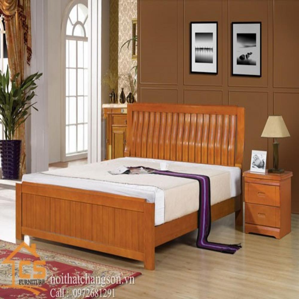 giường ngủ đẹp GNĐ-10