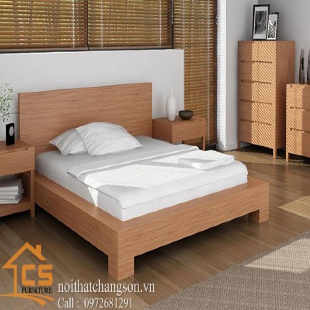 giường ngủ đẹp GNĐ-11