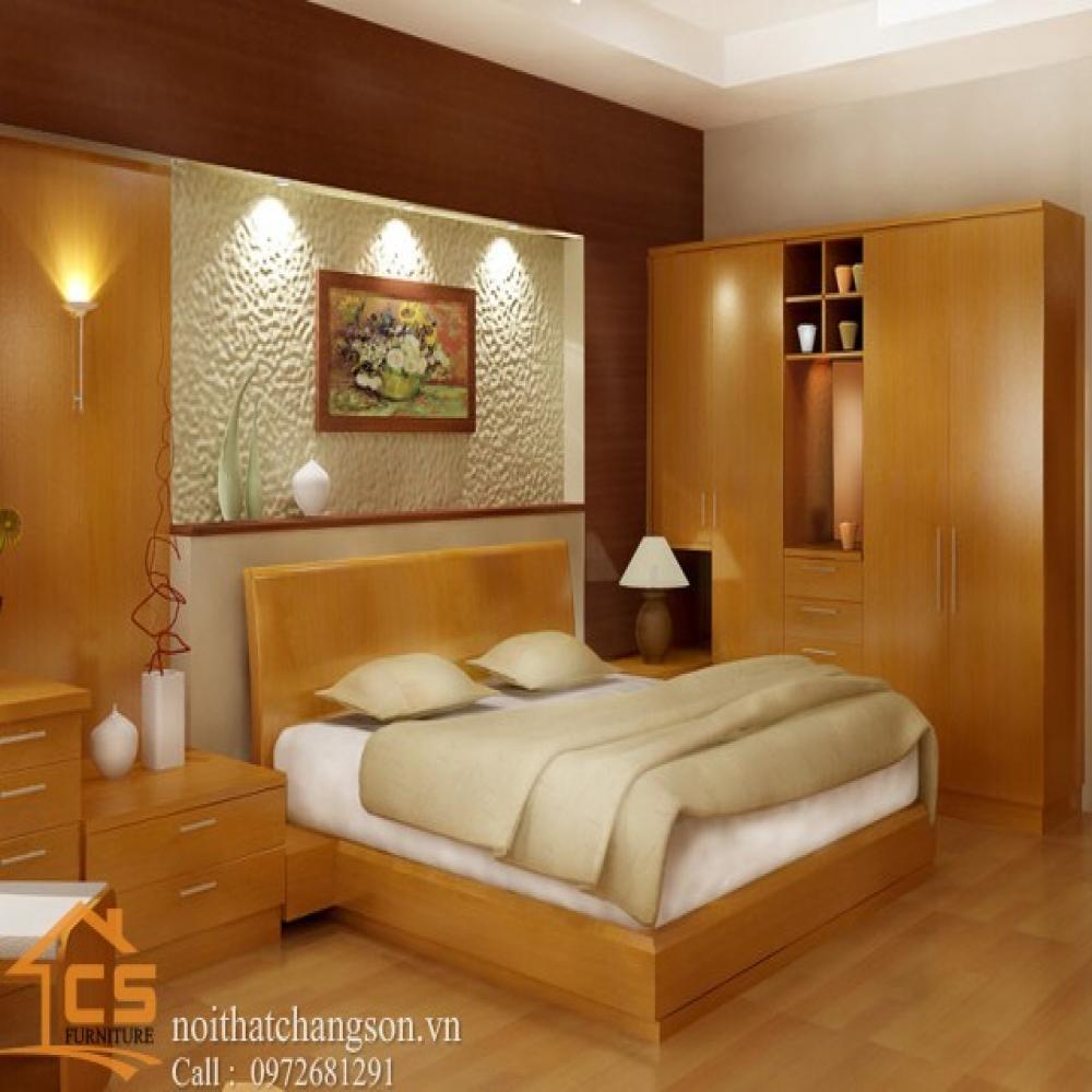 giường ngủ đẹp GNĐ-18