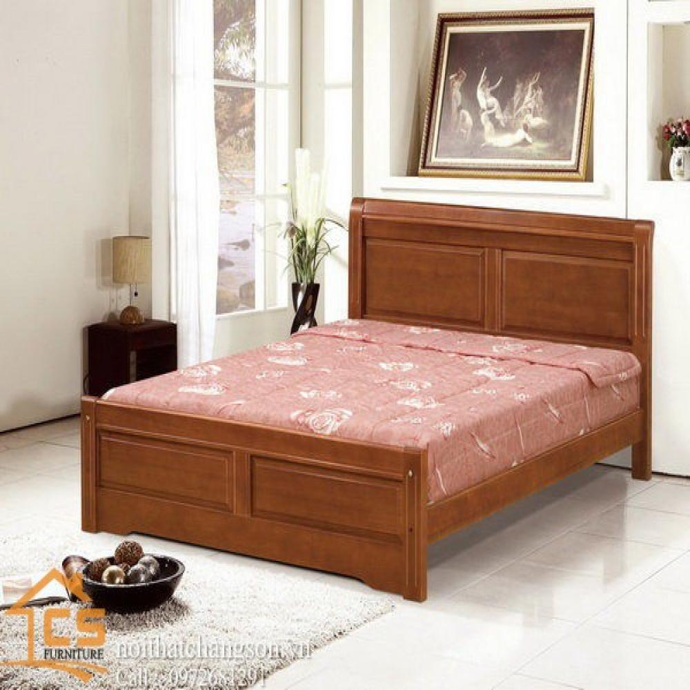 giường ngủ đẹp GNĐ-24