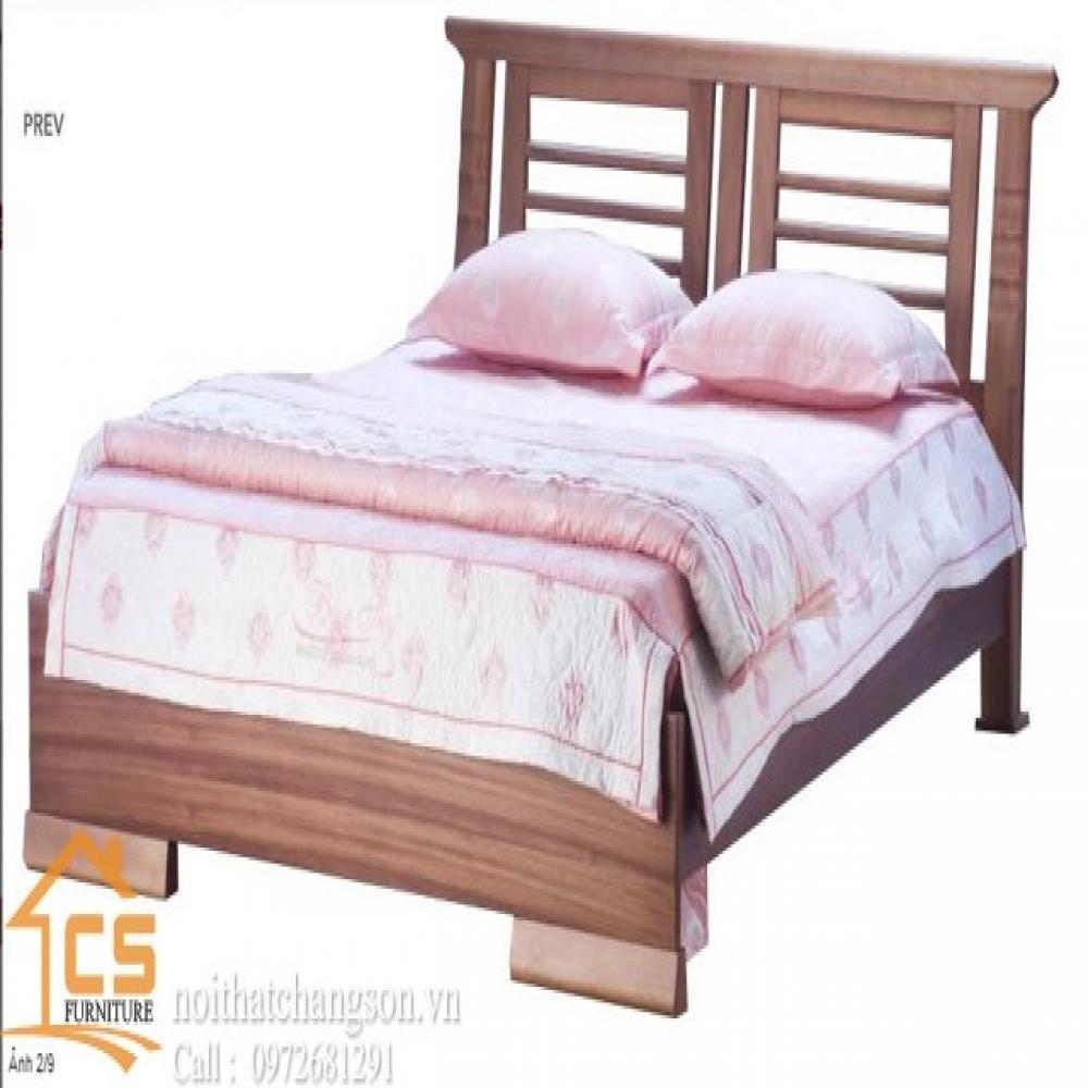 giường ngủ đẹp GNĐ-28