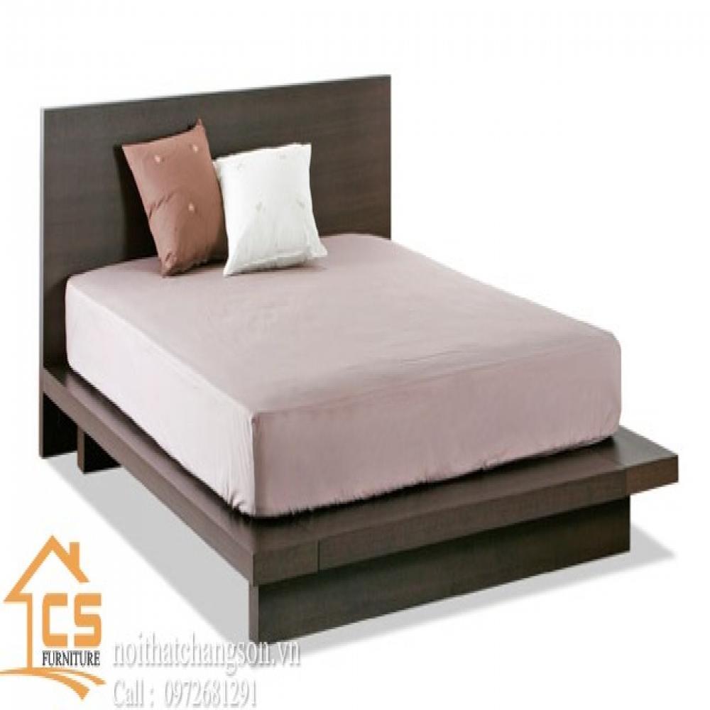 giường ngủ đẹp GNĐ-3
