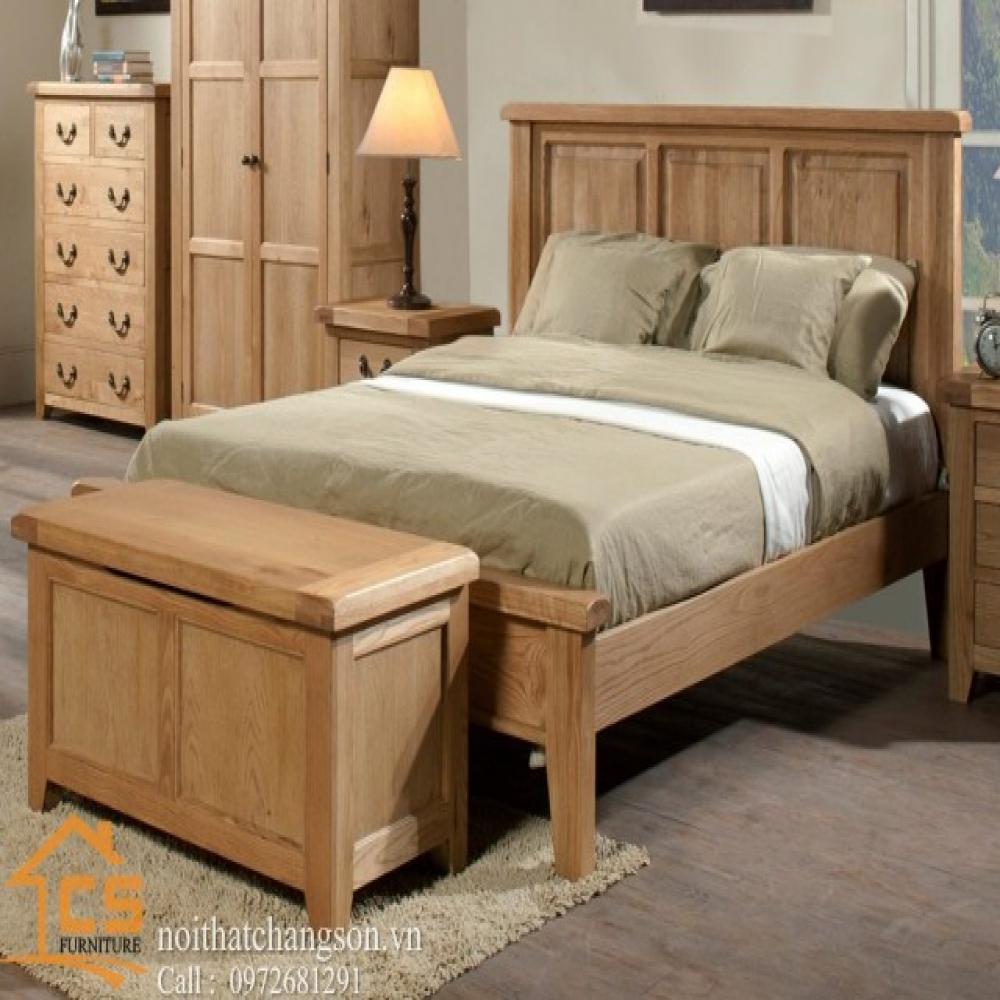 giường ngủ đẹp GNĐ-5