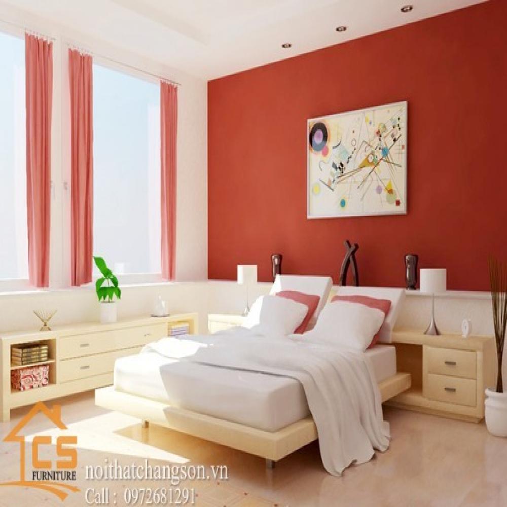 giường ngủ đẹp GNĐ-6