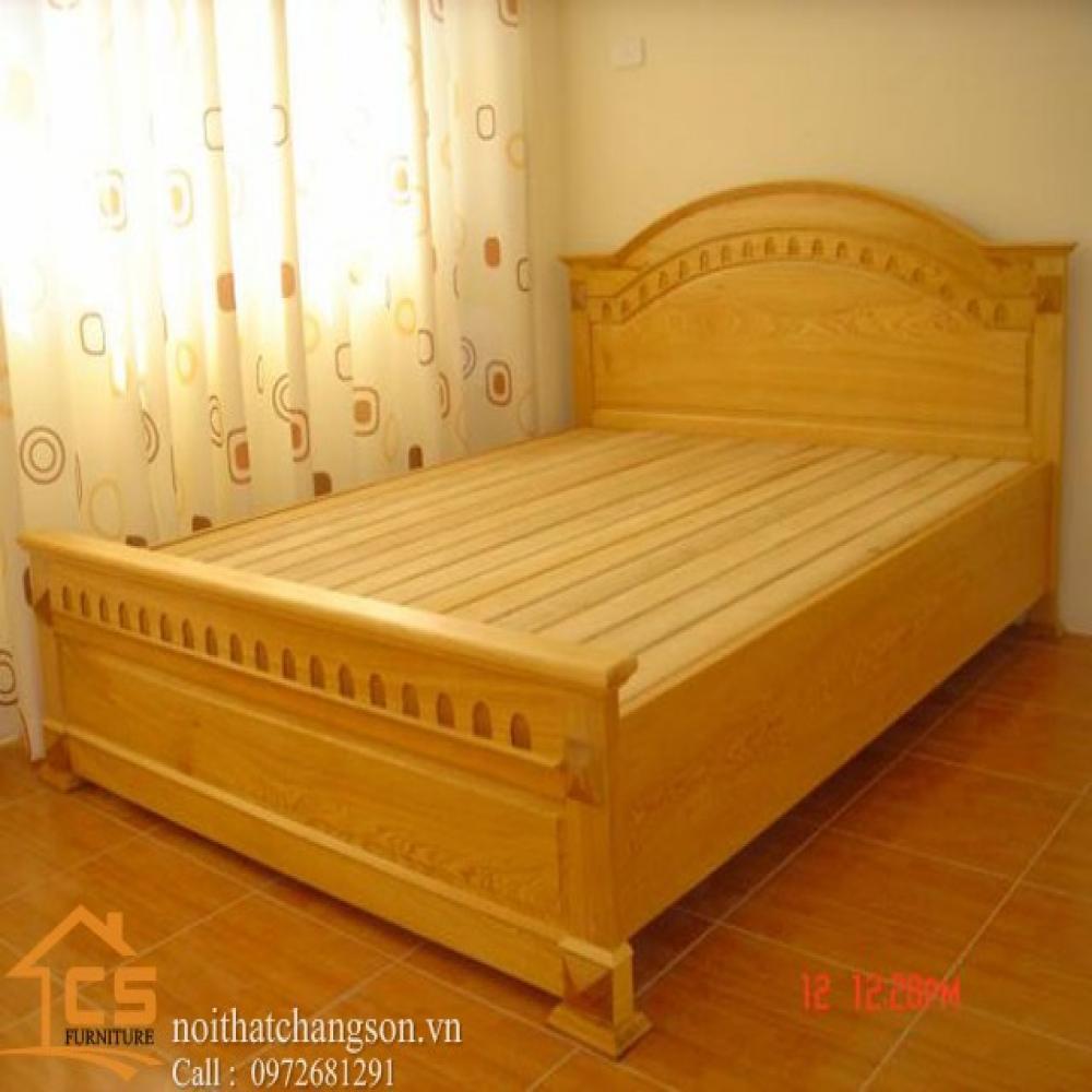giường ngủ đẹp GNĐ-7