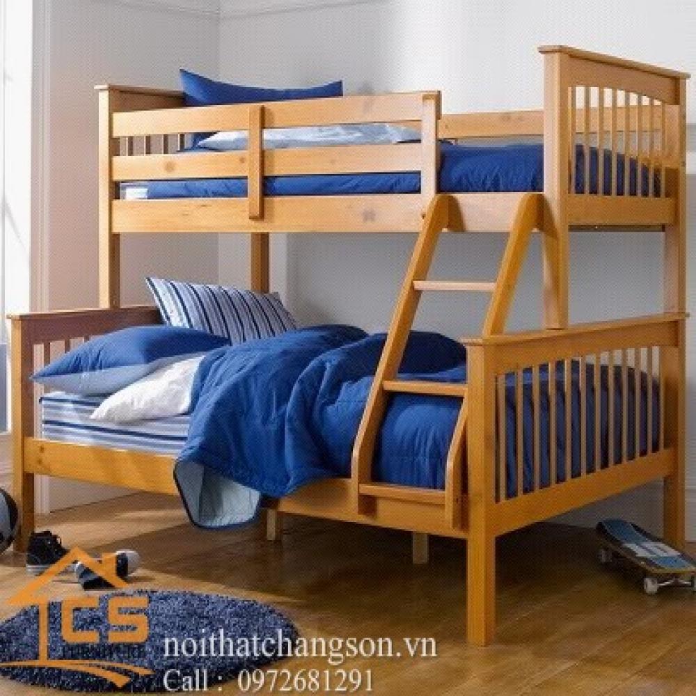 giường ngủ trẻ em đẹp GNTE-19