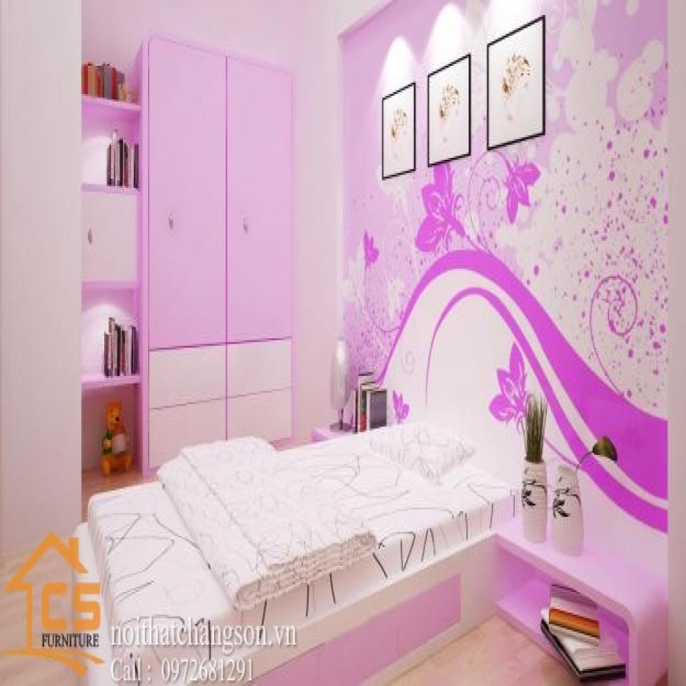 giường ngủ trẻ em đẹp GNTE-20