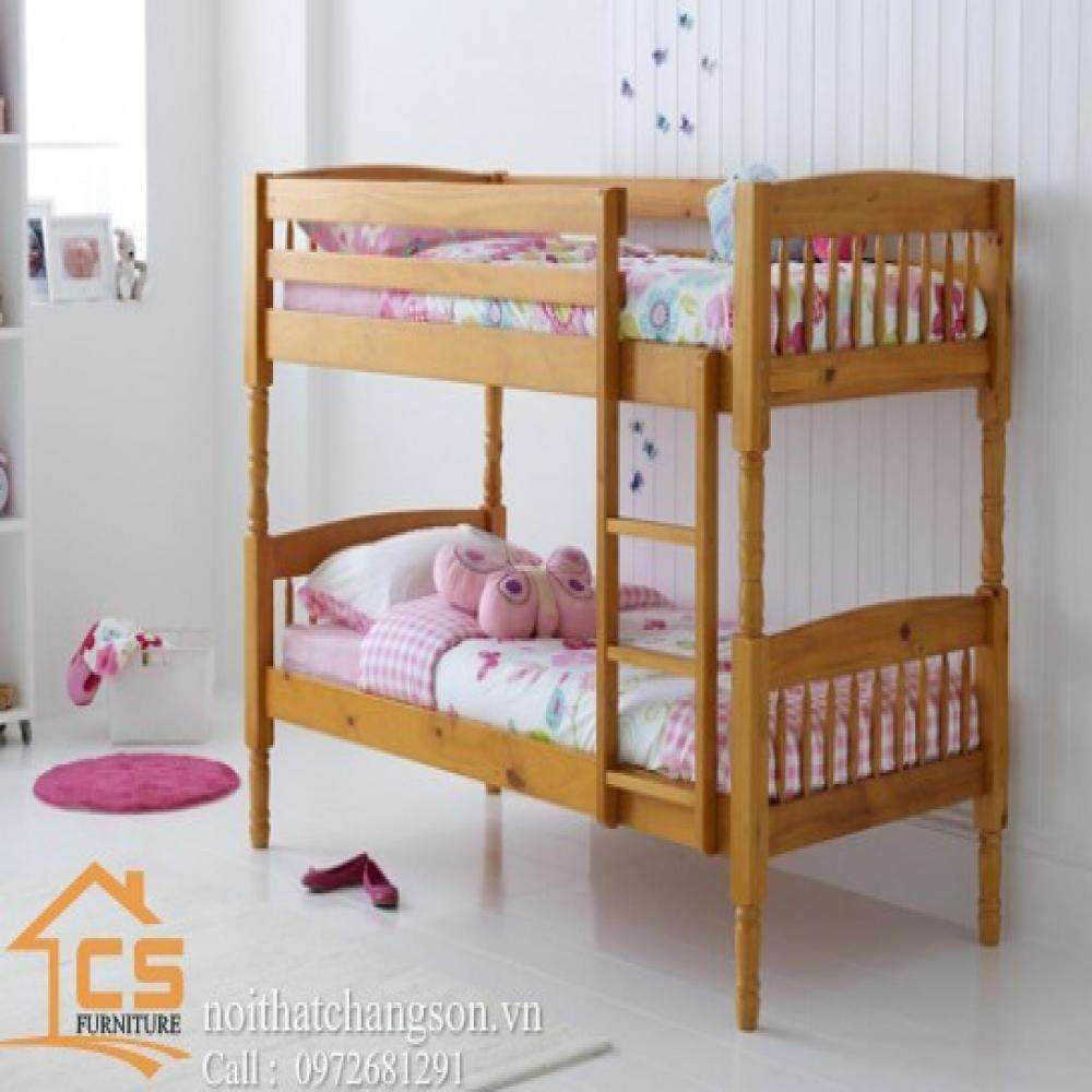 giường ngủ trẻ em đẹp GNTE-22
