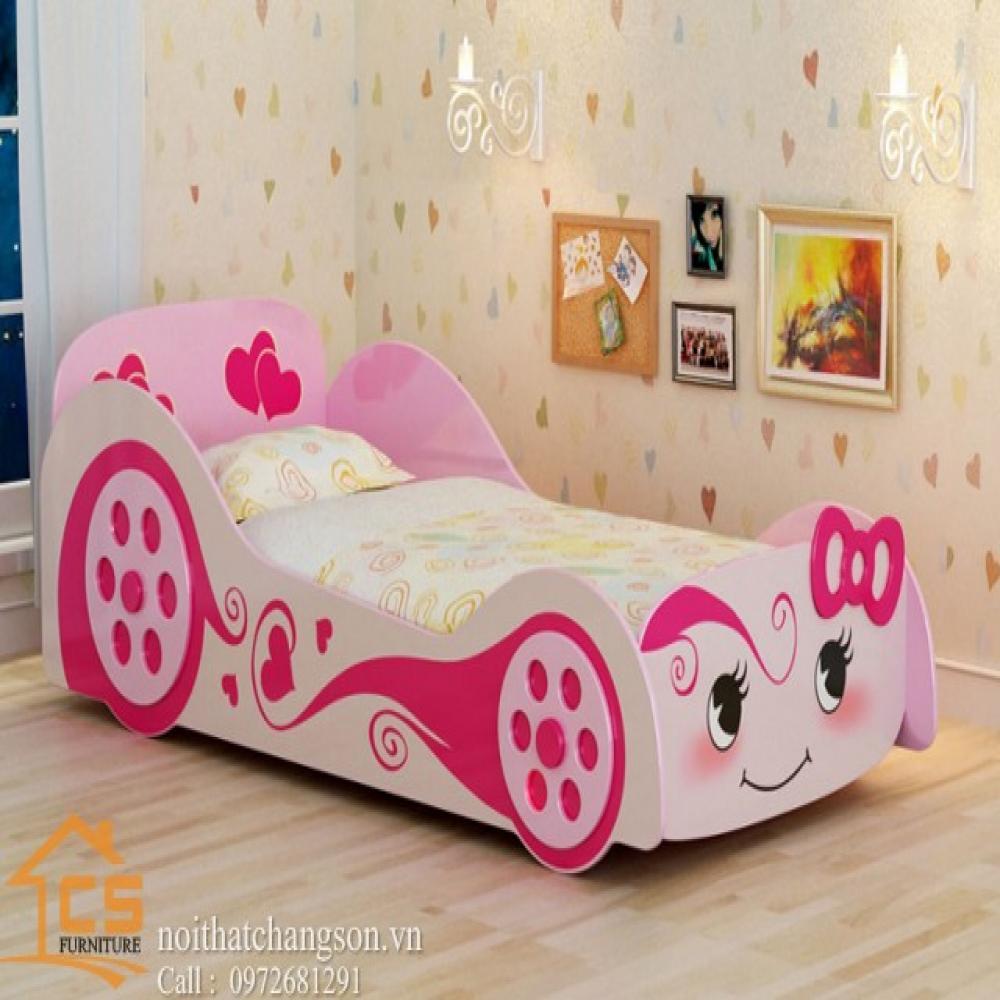 giường ngủ trẻ em đẹp GNTE-27