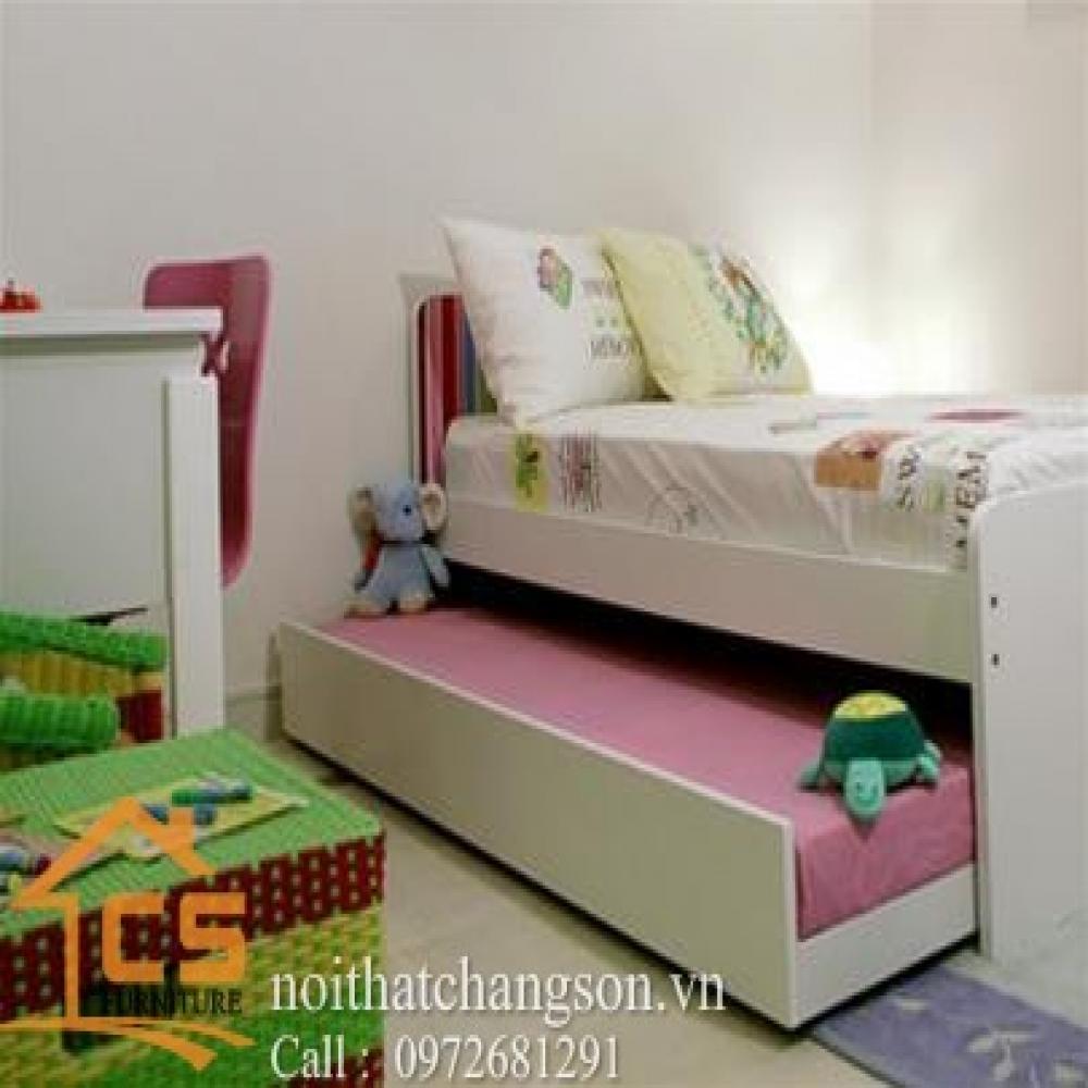 giường ngủ trẻ em đẹp GNTE-7