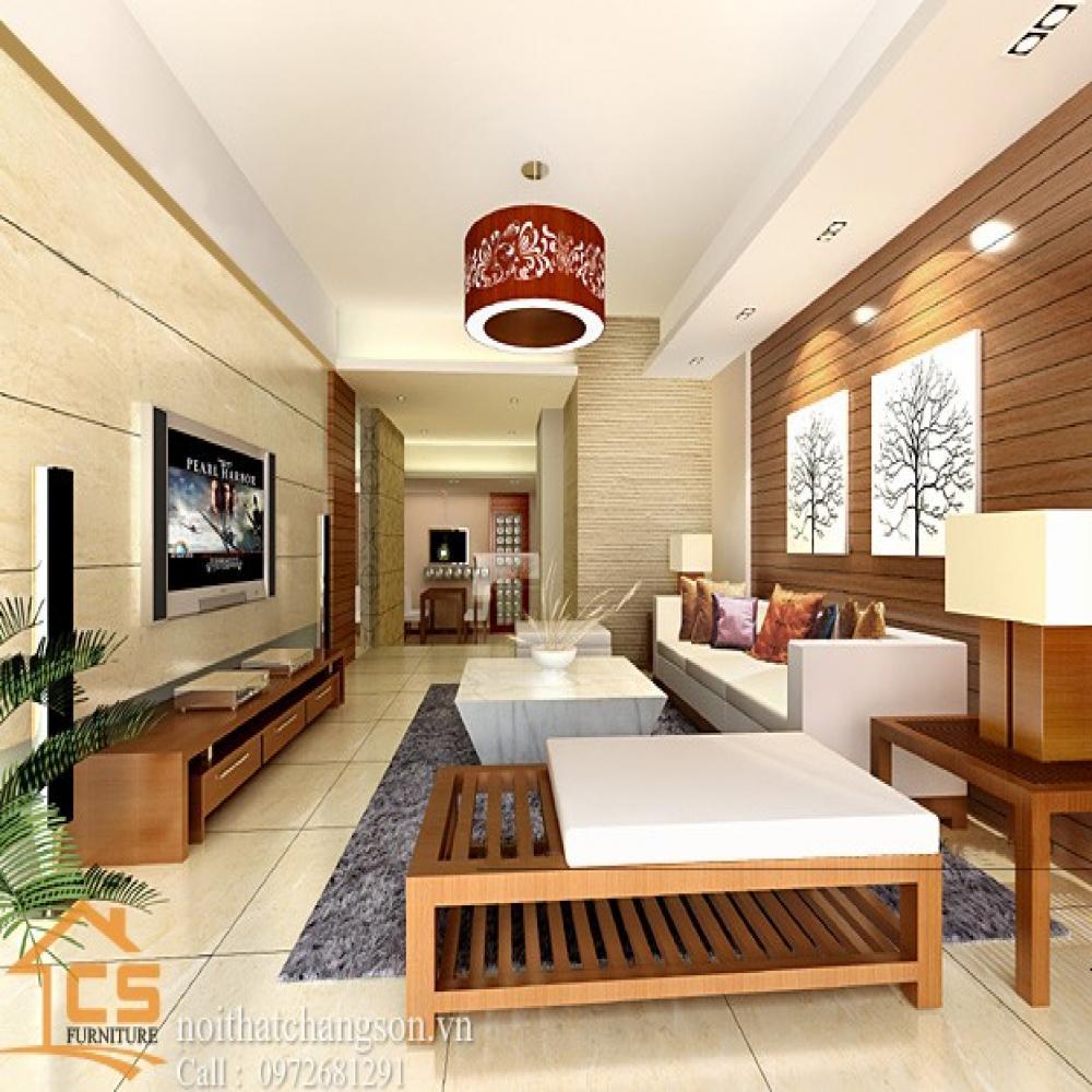 nội thất phòng khách đẹp NTPK - 18