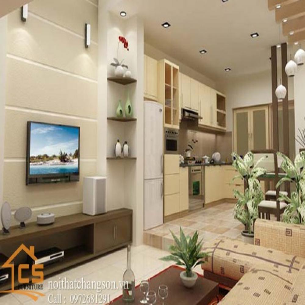 nội thất phòng khách đẹp NTPK - 25