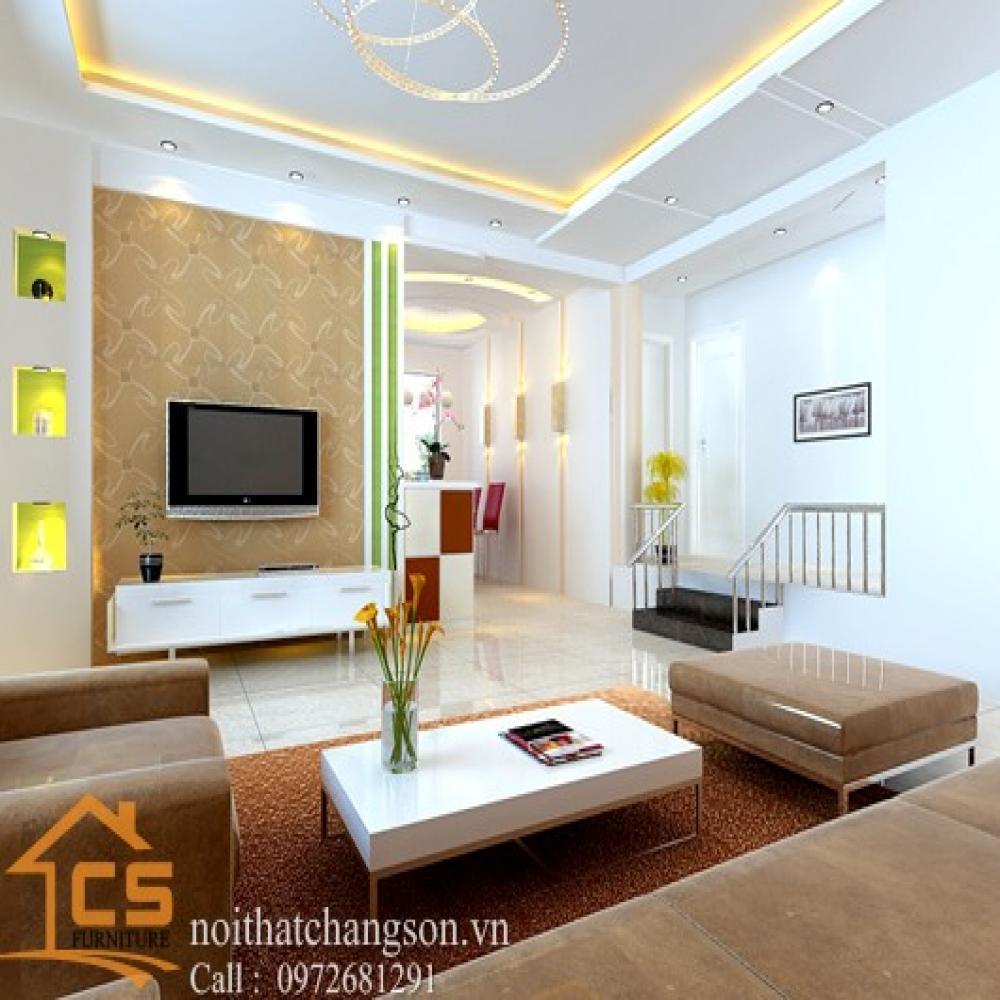 nội thất phòng khách đẹp NTPK - 28
