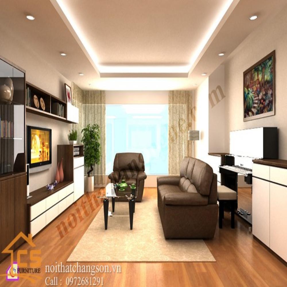 nội thất phòng khách đẹp NTPK - 37