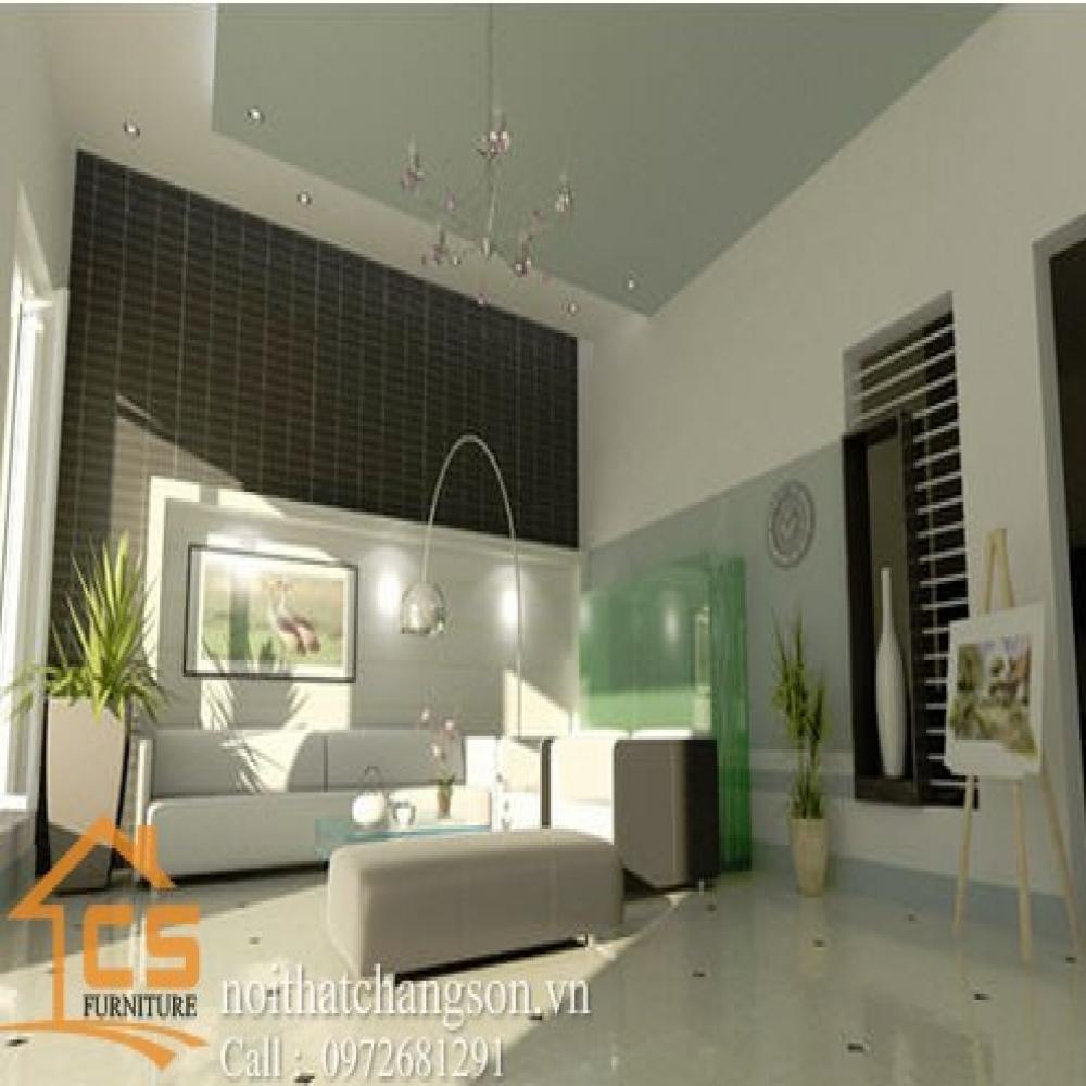 nội thất phòng khách đẹp NTPK - 45