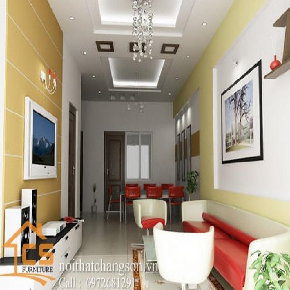 nội thất phòng khách đẹp NTPK - 47