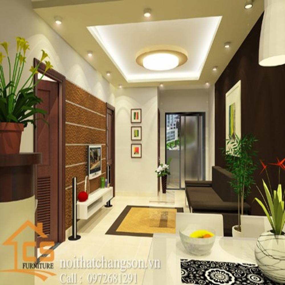 nội thất phòng khách đẹp NTPK - 51