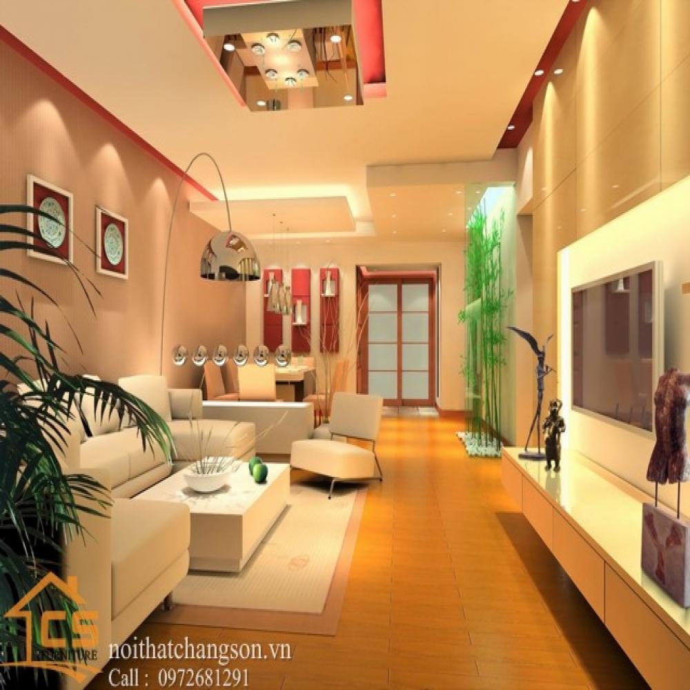 phòng khách hiện đại đẹp PKHD-1