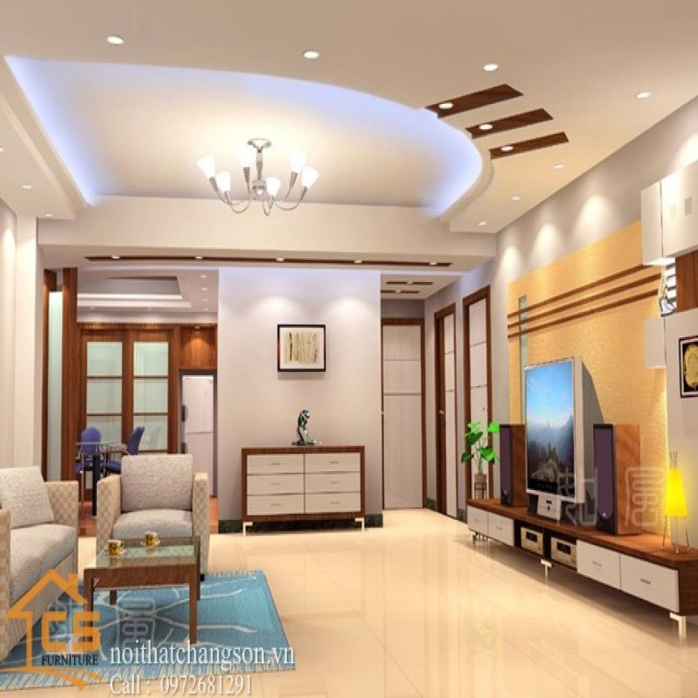 phòng khách hiện đại đẹp PKHD-13