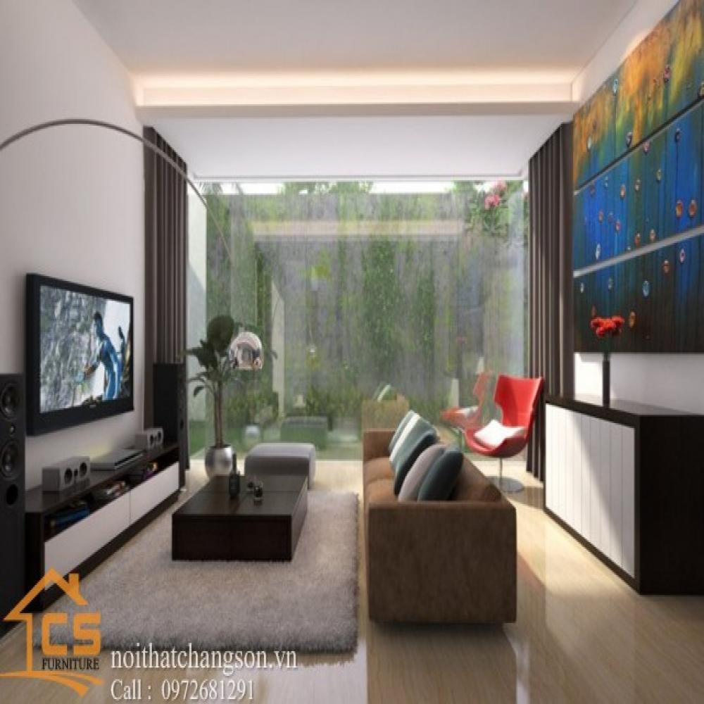 phòng khách hiện đại đẹp PKHD-15