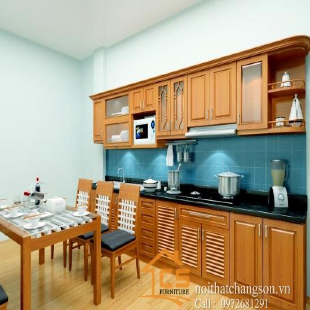 tủ bếp đẹp TBĐ-10