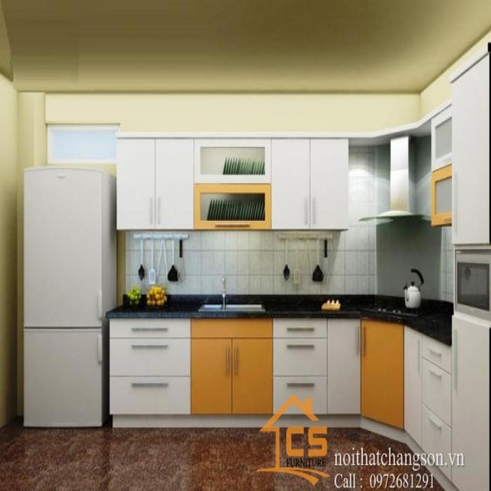 tủ bếp đẹp TBĐ-12