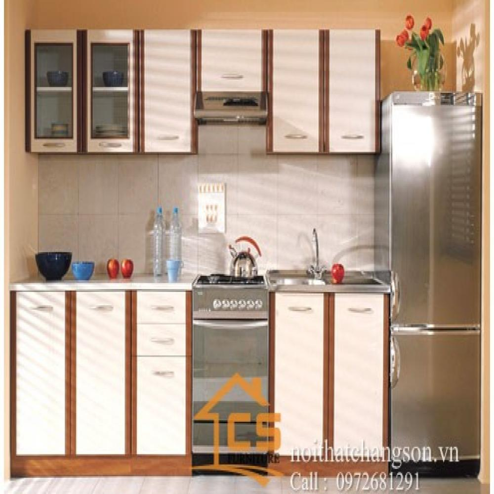 tủ bếp đẹp TBĐ-14